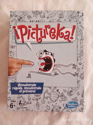 Pictureka, juego de mesa, usado dos veces