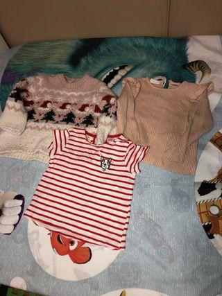 Set ropa bebe 12/18 meses