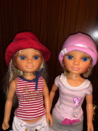 Muñecas Nancy (leer descripción)