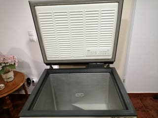 congelador zanussi horizontal