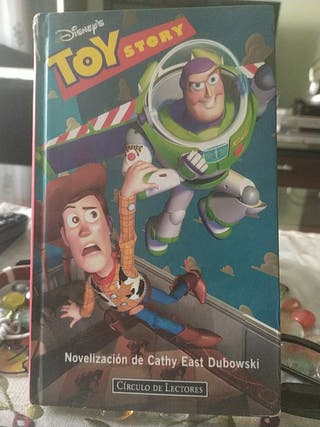 Libro Toy Story Disney