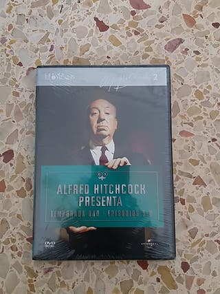 DVD Serie Alfred Hitchcock Temporada 1