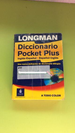 Diccionario inglés LONGMAN