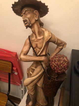 Escultura 80cm
