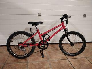 bicicleta infantil ruedas 18