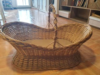 cesta de decoración