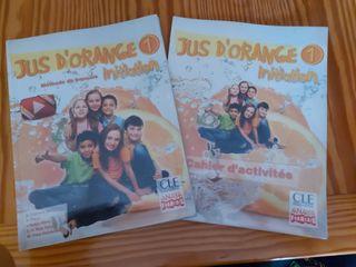 LIBROS DE FRANCÉS 5°PRIMARIA