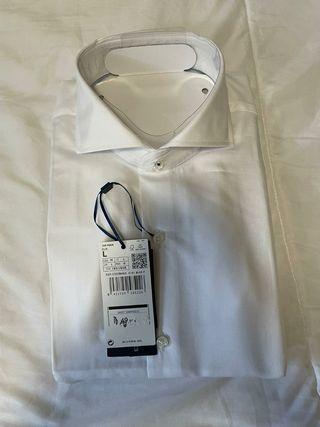 Camisas Traje Mango