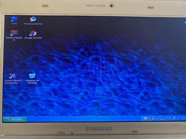 Portatil netbook samgung