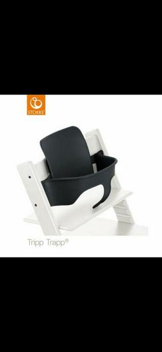 Silla Stokke Trip Trap/ accesorios
