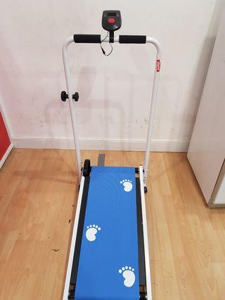Cinta de andar Manual Treadmill Plegable Mini SC03