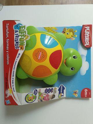 Tortuga Playskool Elefun Más de 6 meses