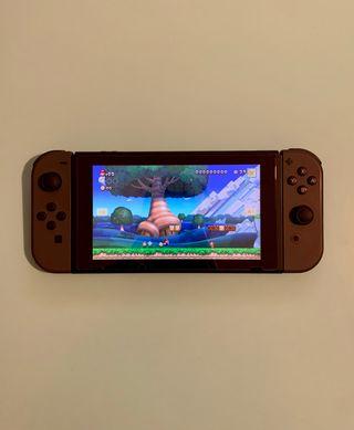 Nintendo SWITCH gris (V1)