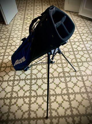 Bolsa palos de golf Mizuno.