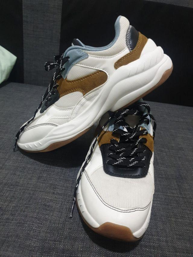 zara zapatillas, zneakers 42