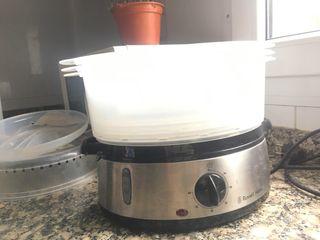 Cocina a vapor