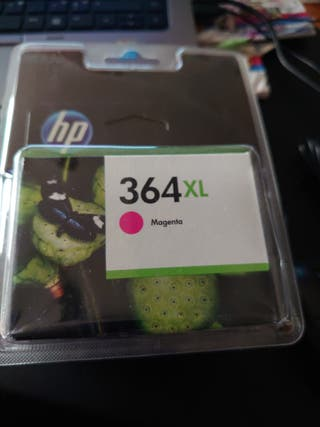 cartouche d'encre HP Photosmart 364XL