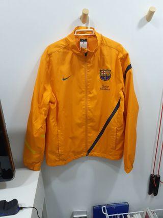 Chaqueta Nike fc.Barcelona