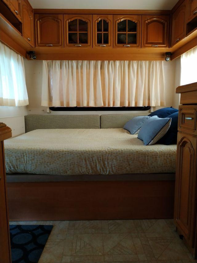 Caravana Hobby Prestige 545