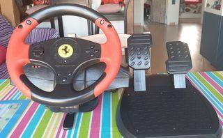 Volante Ferrari Play 3 o Pc