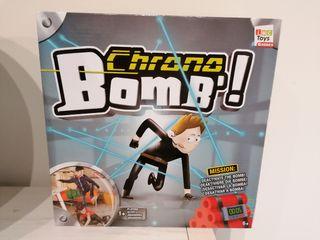 Chrono Bomb!! + 6 años