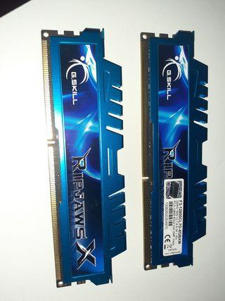Memoria Ram 8GB G.Skill Ripjaws X