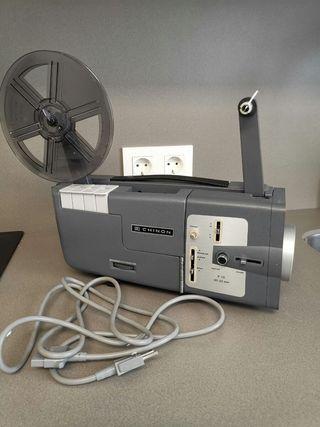 proyector de películas super 8