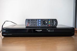Video Grabador Disco Duro/Dvd Panasonic DMR-EX769