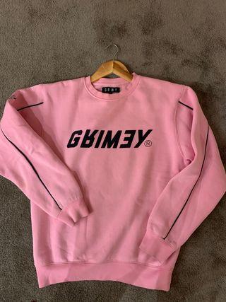 Sudadera GRIMEY rosa