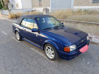 Ford escort cabrío 1.6i efi 1990