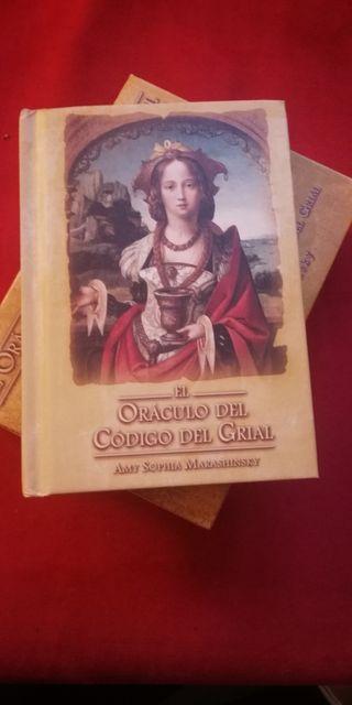 oráculo código del grial