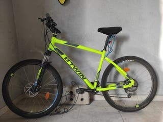 Bicicleta Btwin 520 XL muy buen estado