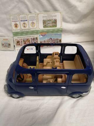 coche 7 plazas famili Silvanian