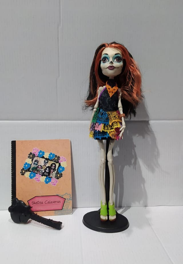 Skelita Monster High
