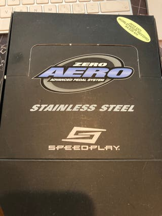 Pedales speedplay zero aero
