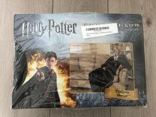 Bata manta Harry Potter Nueva