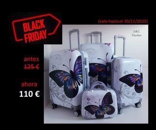 Black Friday Maletas y neceser de viaje