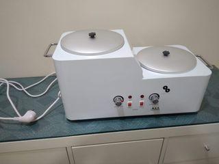 Fundidor de cera caliente 9kg, incluye cera