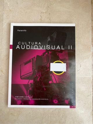 LIBRO CULTURA AUDIOVISUAL 2º de BACHILLERATO