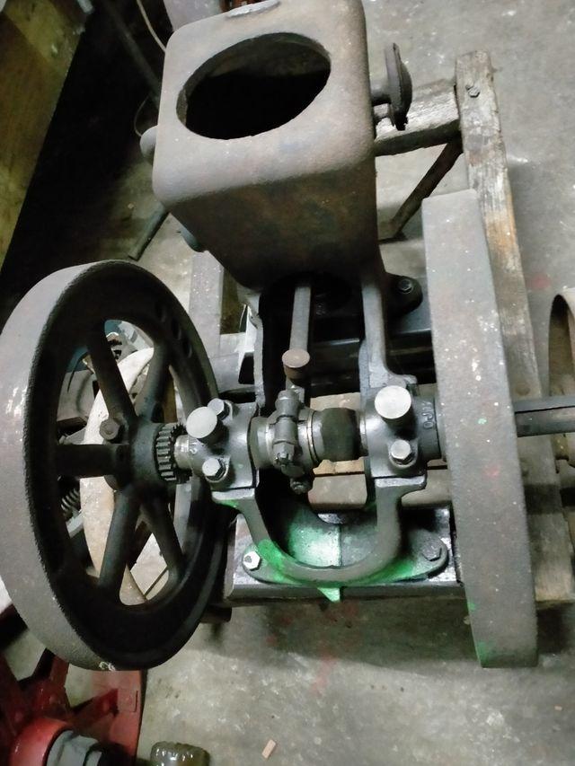 motores antiguos