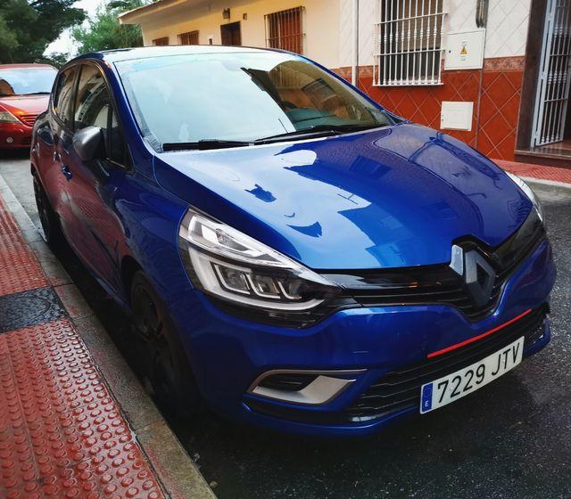 Renault Clio 2017 PRECIO NEGOCIABLE