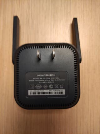 Repetidor Wifi + Altavoz Bluetooth xiaomi
