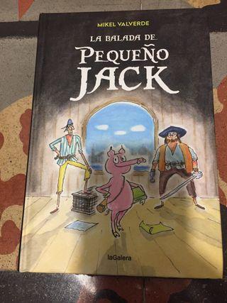 La Balada de Pequeño Jack Mikel Valverde.