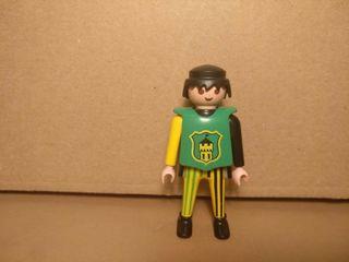Playmobil Soldado del castillo referencia 3666