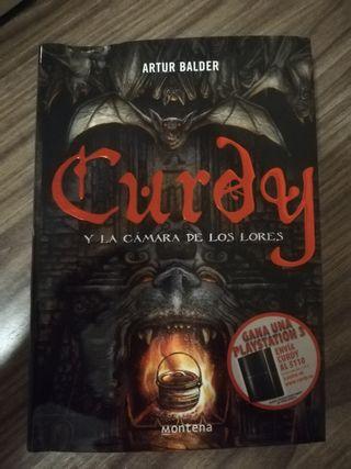 Curdey y la cámara de los lores - Artur Balder