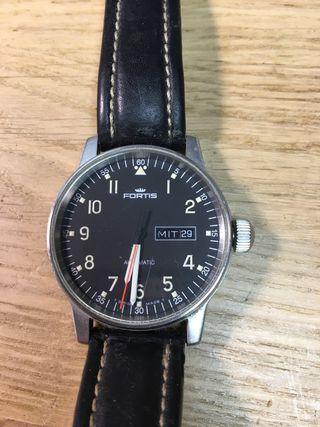 Reloj Fortis automático