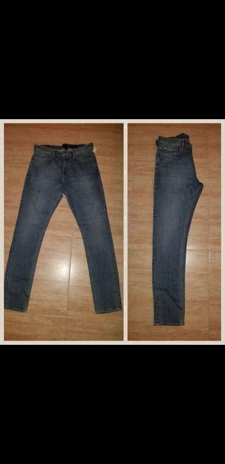 Estrenar T 40 H&M Skinny Fit jeans hombre