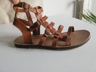 Sandalias Zara de niña