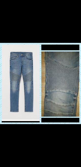 Estrenar T 42 H&M Skinny Fit jeans hombre