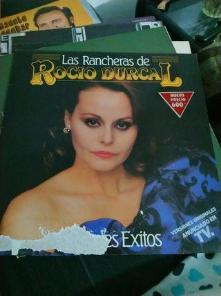 Rocío Durcal. rancheras